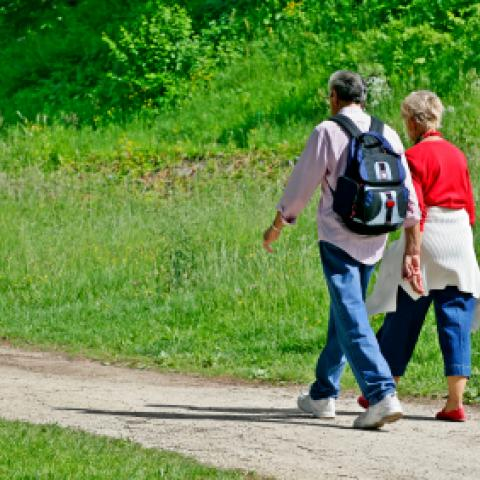 المشي بهدوء يحارب الاكتئاب