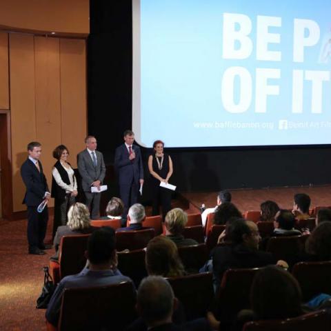 """انطلاق""""مهرجان بيروت للأفلام الفنّية الوثائقية""""بنسخته الثالثة"""