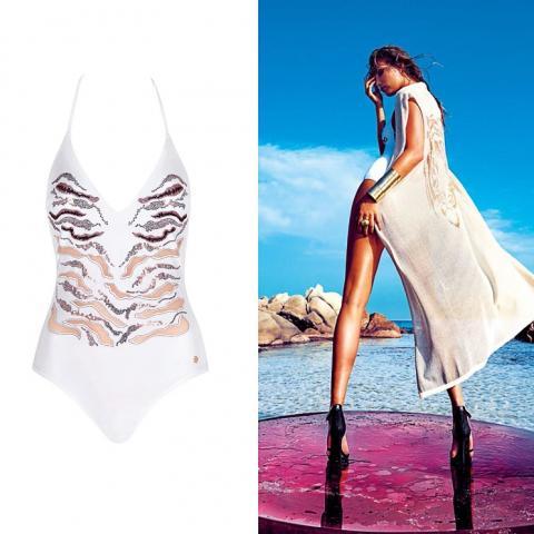 سبع مجموعات متميزة من Parah لملابس البحر هذا الصيف
