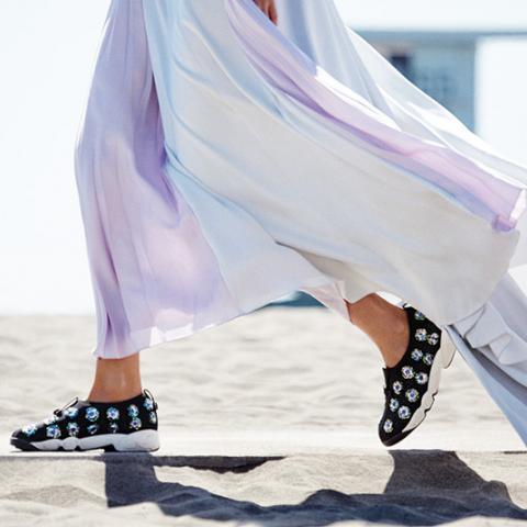أحدث اتجاهات الأحذية الرياضية لعام 2018: وداعا Stan Smith!