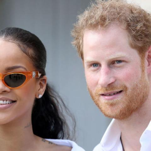 ما الذي يجمع الأمير هاري وريهانا؟