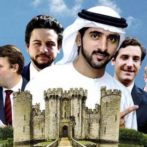 خمسة أمراء لا تزال قلوبهم خالية!