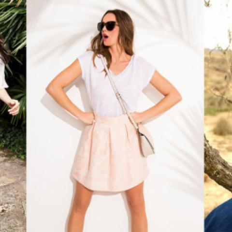 """خمس طرق لارتداء الـ""""تي شيرت"""" البيضاء"""