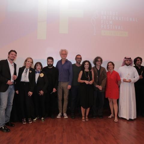 الأفلام الإيرانية والتركية تتقاسم معظم جوائز الدورة الـ17 من مهرجان بيروت الدولي للسينما