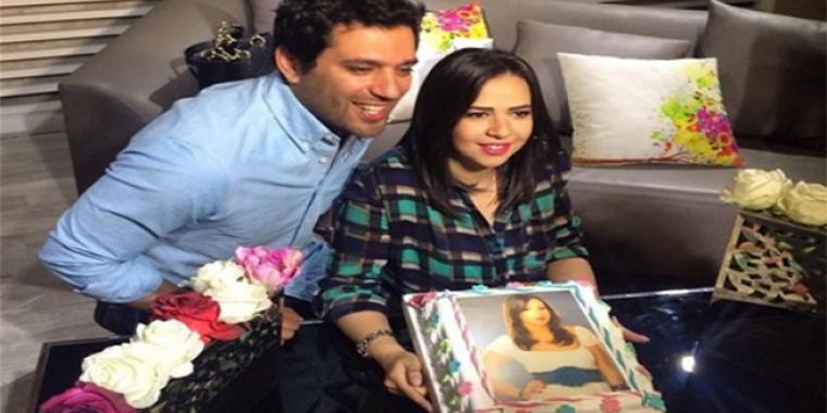 إسأل عن الحماة: والدة حسن الرداد كانت تمانع زواجه من ايمي