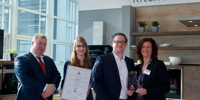 GROHE تفوز بأربع جوائز للإبداع في معرض imm cologne
