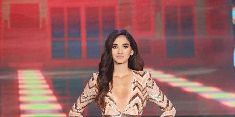ساندي ثابت ملكة جمال لبنان للعام 2016