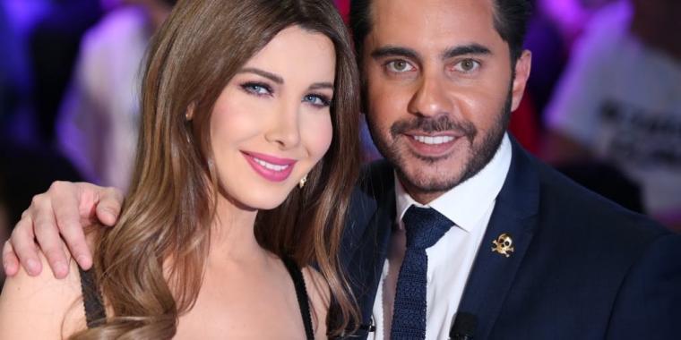 نانسي عجرم: لم أكن أعلم بعلاقة كاظم بالشابة التونسية!