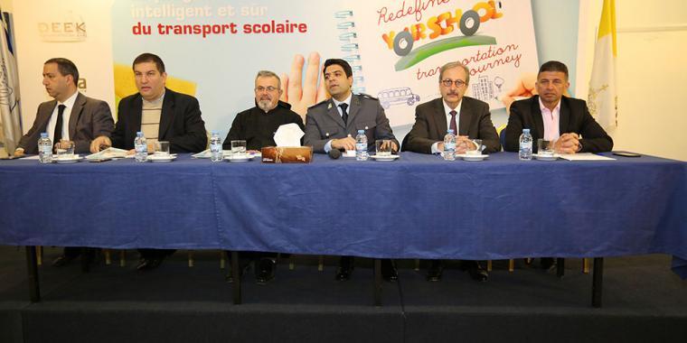 أوتوإكسبرت تعيد صياغة مفهوم النقل المدرسي في لبنان