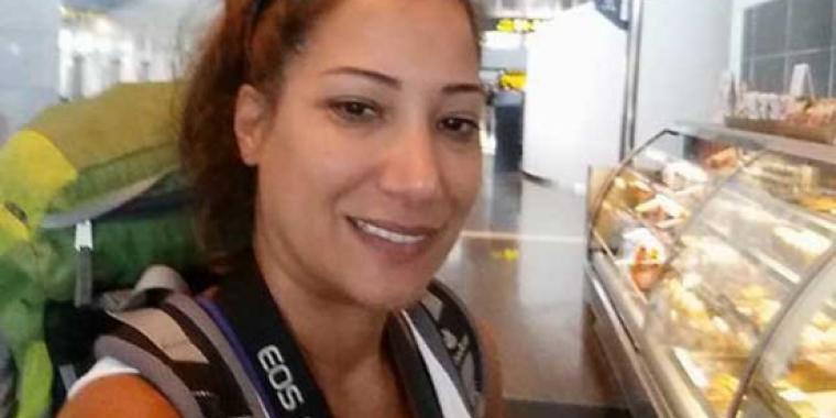 سمر يونس أول مغامرة لبنانية منفردة إلى ايفرست!
