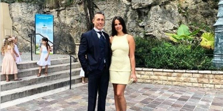الزوج السابق للأميرة ستيفاني دو موناكو يتزوج للمرة الثالثة!