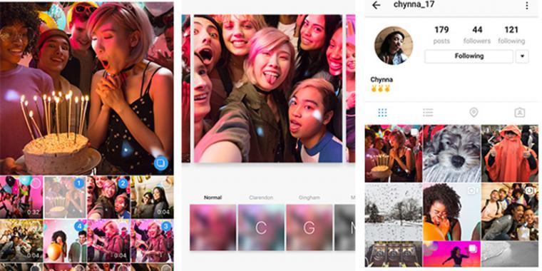 Instagram يكشف عدد المستخدمين في الشرق الأوسط ويتيح مشاركة البومات الصور والفيديوهات