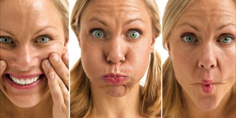 يوغا الوجه بديل البوتوكس؟