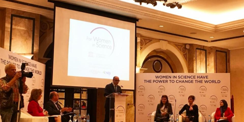 """برنامج """"لوريال – يونسكو من أجل المرأة في العلم"""" يكرّم باحثات لبنانيات"""