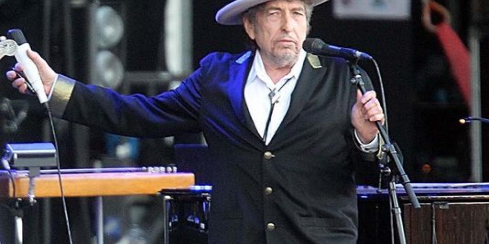 بوب ديلن سيلقي كلمة في حفل جوائز نوبل دون أن يحضر!