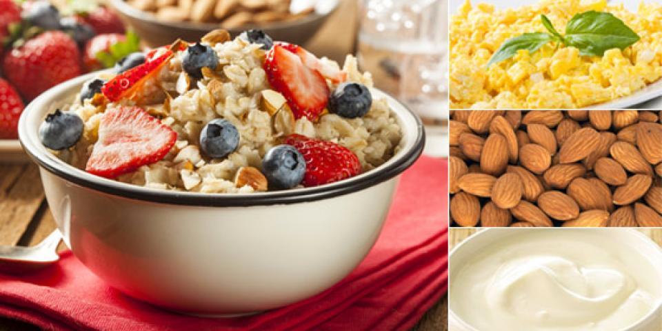 لذيذ الفطور وصحي مع الحبوب الكاملة