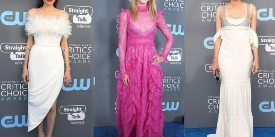 أجمل الإطلالات وأسوأها في حفل Critics' Choice Awards