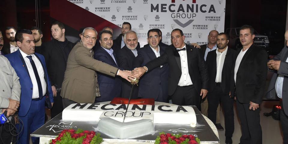 """""""ميكانيكا غروب"""" تحتفل بافتتاح فرعها الأول في جبيل"""