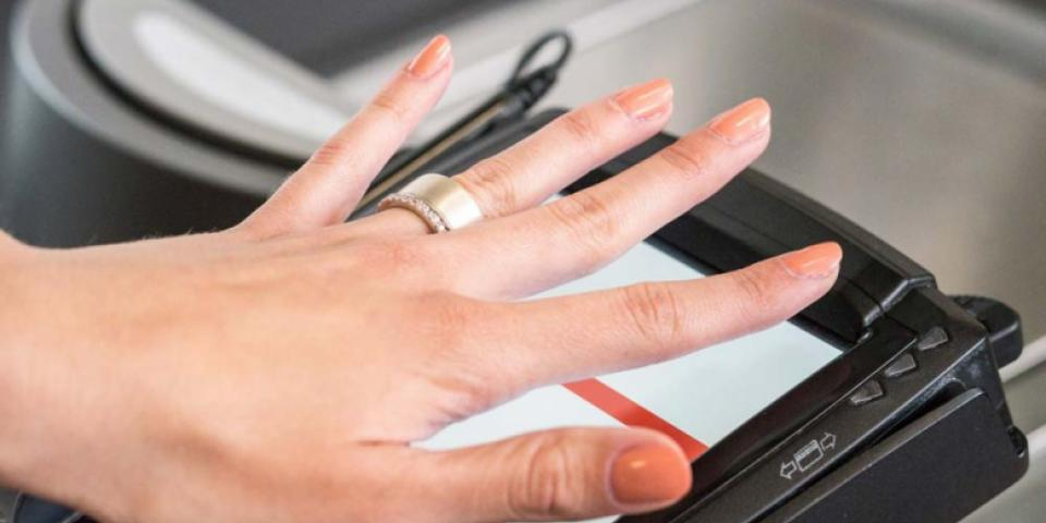 خاتم ذكي يُغني عن المفاتيح والبطاقات وكلمات السر