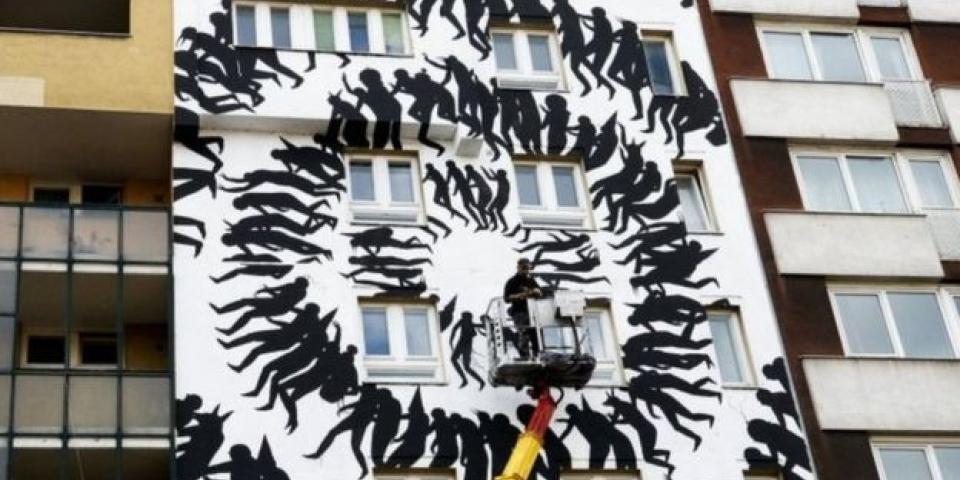 متحف لفن الغرافيتي في العاصمة الألمانية