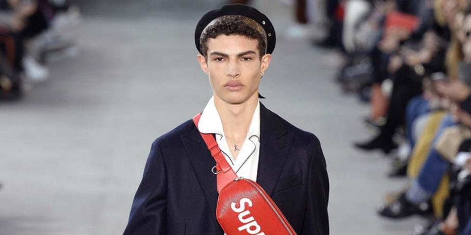 """دار Louis Vuitton تستلهم من الـ""""Pop Art"""" وتحلّق!"""