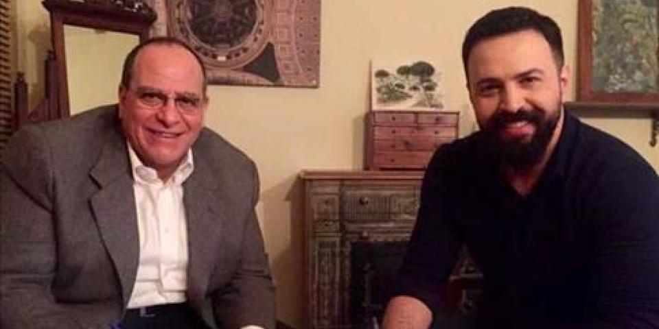 صادق الصباح: أحترم ارادة تيم حسن ونادين نجيم بوقف ثنائيتهما