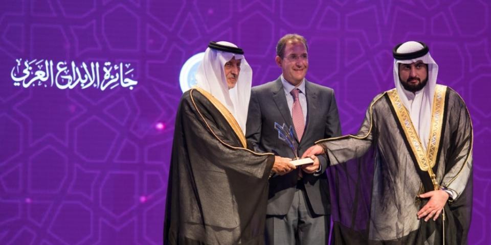 """جمعية """"إدراك"""" تفوز بجائزة """"مؤسّسة الفكر العربي"""" عن """"الإبداع المجتمعيّ"""""""
