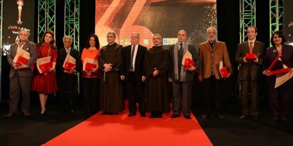بالصور: إنطلاق الدورة الـ65 لمهرجان المركز الكاثوليكي للسينما في مصر