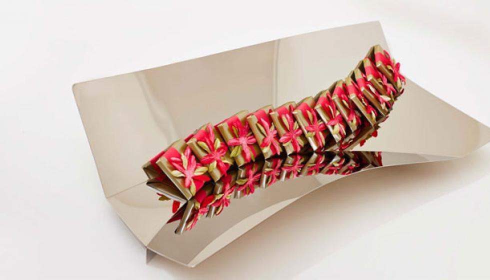 أفكار لتزيين شوكولا العيد وتقديمه
