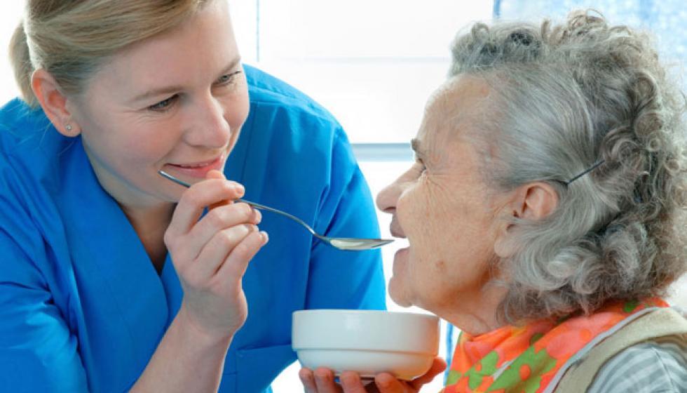 غذاء المسنين