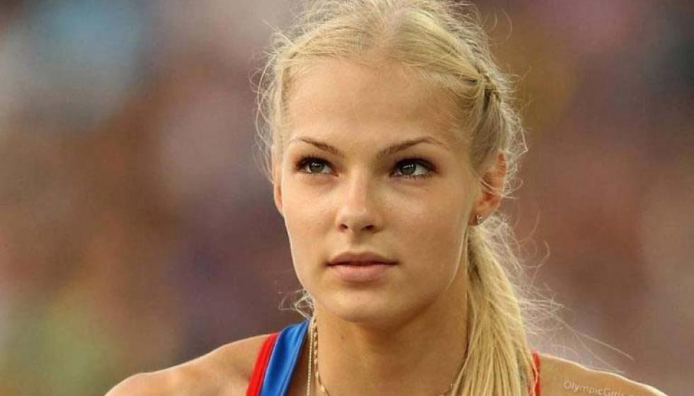 أجمل الجميلات في الألعاب الأولمبية ... بالصور