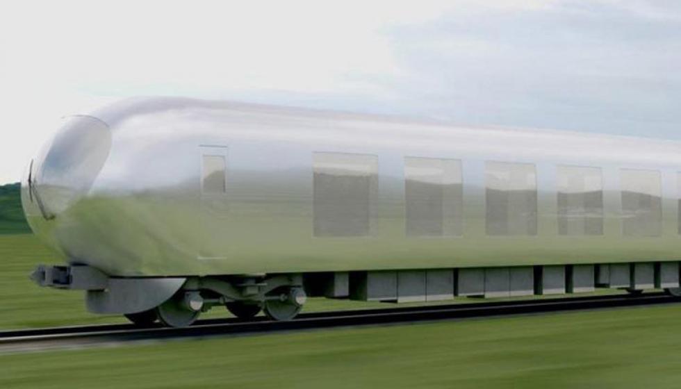 """كازويو سيجيما """"تُخفي"""" قطاراً في اليابان العام 2018"""