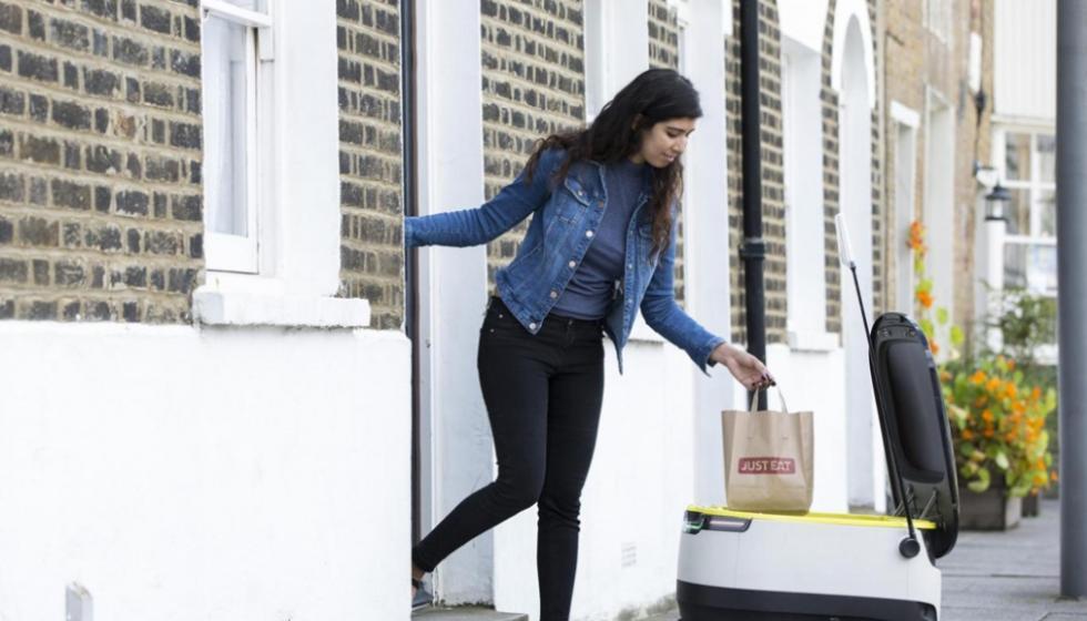 روبوتات ستوصل قريباً الطعام للزبائن في لندن!