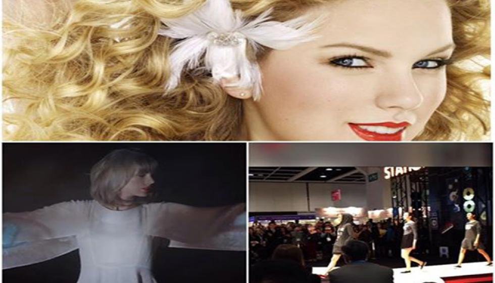 Taylor Swift تطلق خط أزياء خاص بها