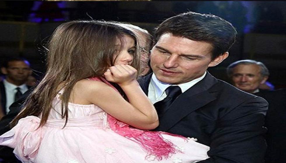 توم كروز يقاطع ابنته الصغيرة بسبب معتقداته الدينية