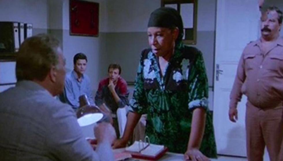 رحيل شريرة السينما المصرية فايزة عبد الجواد