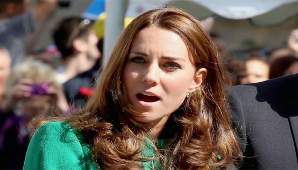 كيت ميدلتون حامل للمرة الثالثة