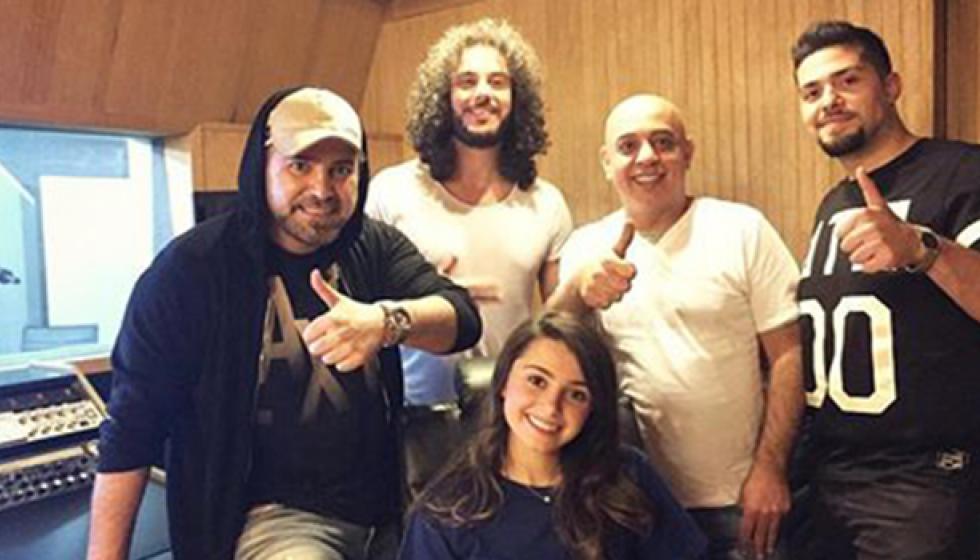 ماريتا الحلاني تتجه نحو الغناء باللغة العربية