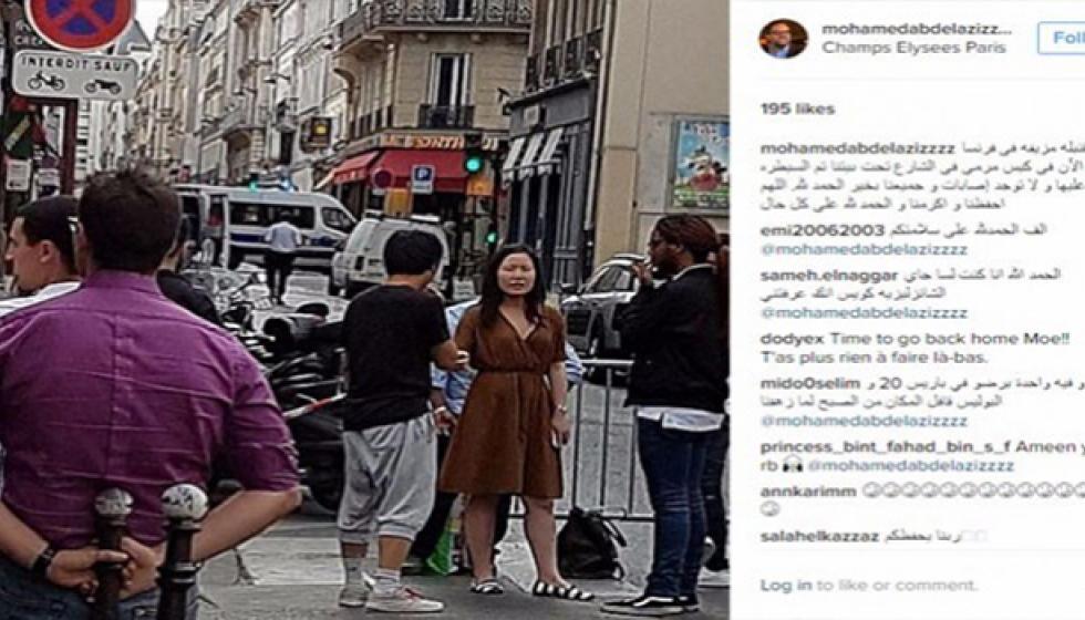 الإرهاب يطارد محمود عبد العزيز الى باريس.. قنبلة تحت بيته