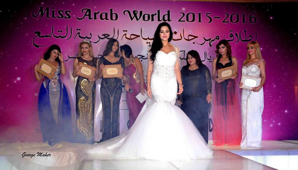 فضيحة من العيار الثقيل في مسابقة ملكة جمال العرب