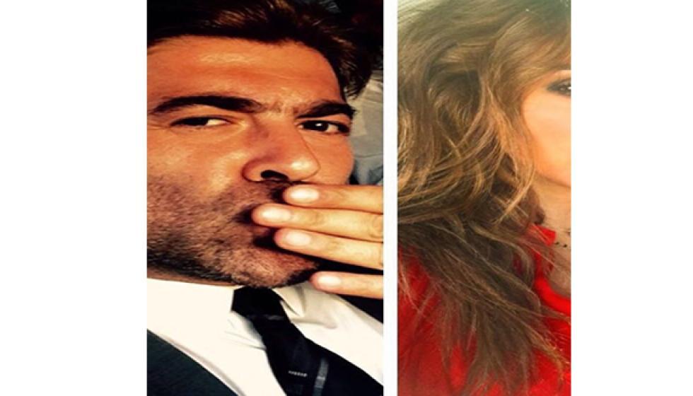 وائل كفوري ينشر صورة زوجته لاول مرة