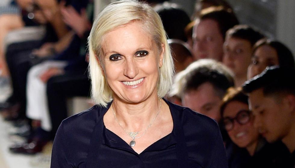 ماريا كيوري: أول امرأة في منصب مديرة فنية لدار ديور