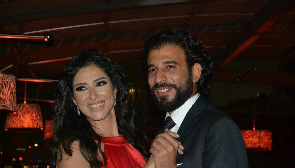 حنان مطاوع تحتفل بخطوبتها والزواج في بداية الصيف