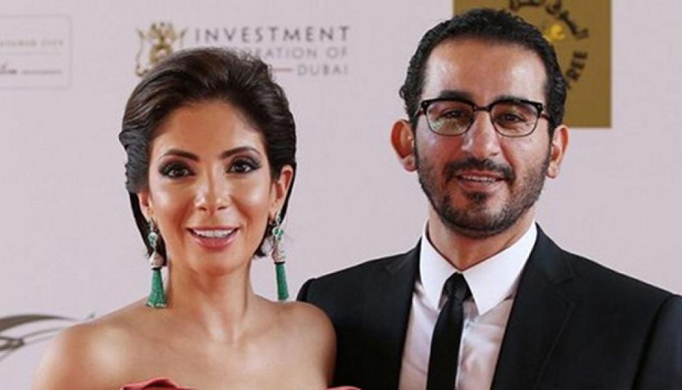 احمد حلمي لزوجته: هانت