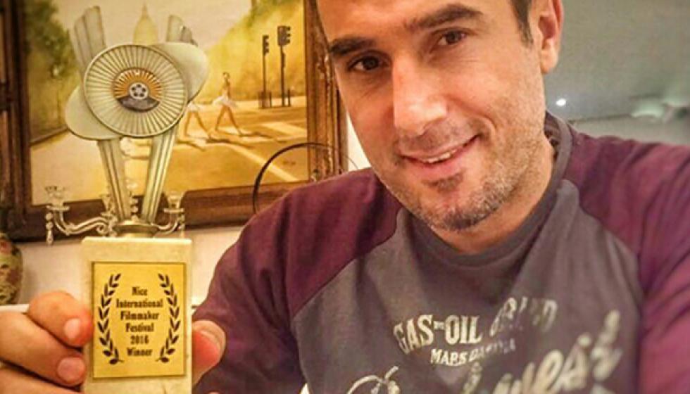 باسم مغنية افضل ممثل في مهرجان نيس العالمي