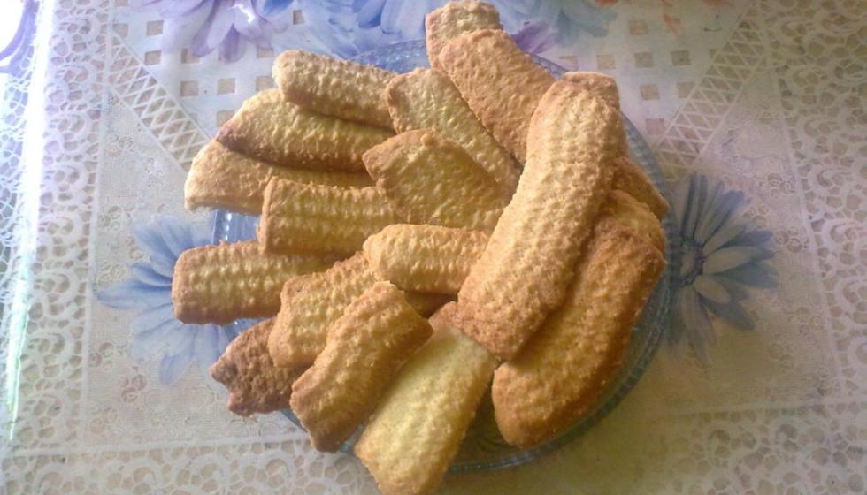 بسكويت العيد (بسكوت النشادر المصري)