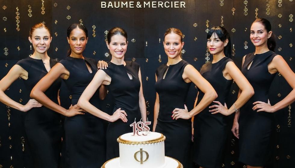 Baume & Mercier يجدّد شبابه في دبي مول