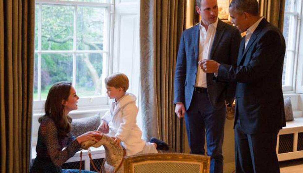 ارتداه الأمير جورج فأختفى من الأسواق