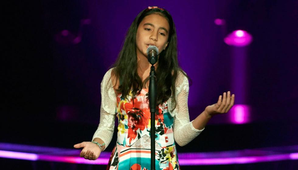 """اللقب لبناني: لين الحايك """"احلى صوت"""" في The Voice Kids"""