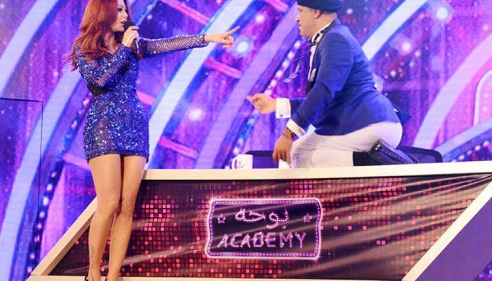 هيفاء وهبي ضيفة الحلقة الأولى من برنامج محمد سعد